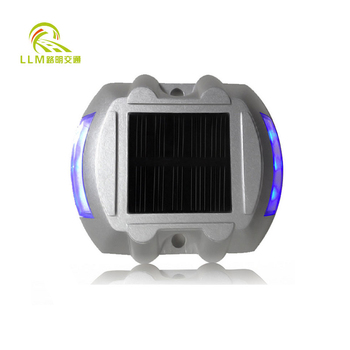 Factory Supplier flashing or steady optional colorful solar road stud