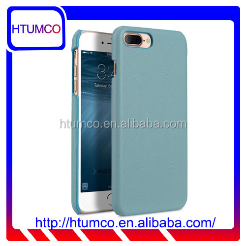 "New Snap Cover Light Blue PU Leather Case for Apple iPhone 7 Plus(5.5"")"