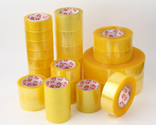 China Supplier cheap BOPP clear adhesive packing tape