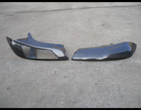 Carbon fiber Headlight Cover for S15 CF