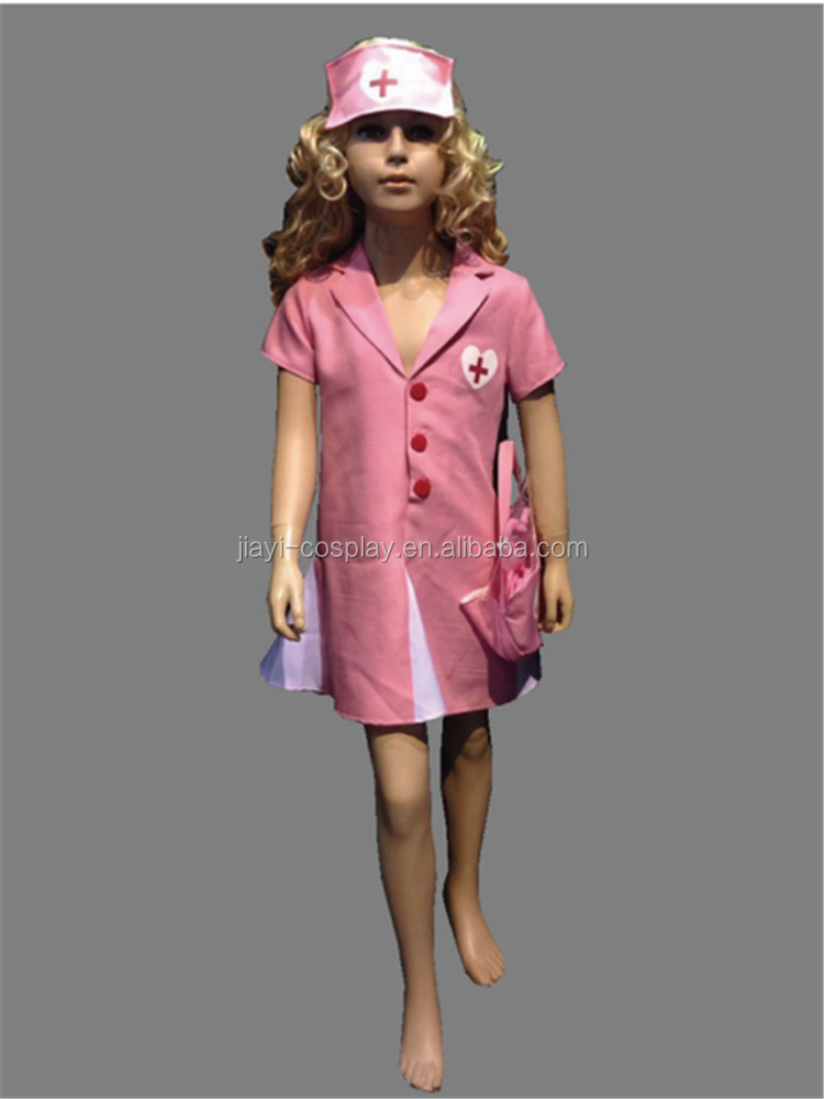 sexy nurse costume for woman cosplay nurse costume for girls party JY-A019