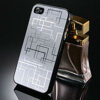 Hot selling aluminum case for iphone4, phone case for iphone4, for iphone 4 cover