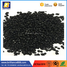 carbon black masterbatch caco3 filler masterbatch tpe pellets tpe compound for extrusion rubber profile