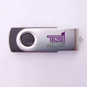 2017 new product OEM swivel usb flash drive on sale