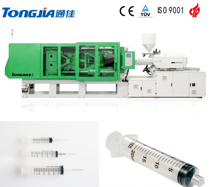 Automatic high precision cheap small 110 ton disposal syringe injection molding making machine