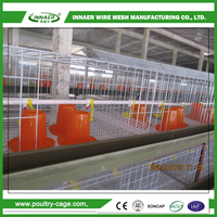 Agricultural Equipment broiler battery cage