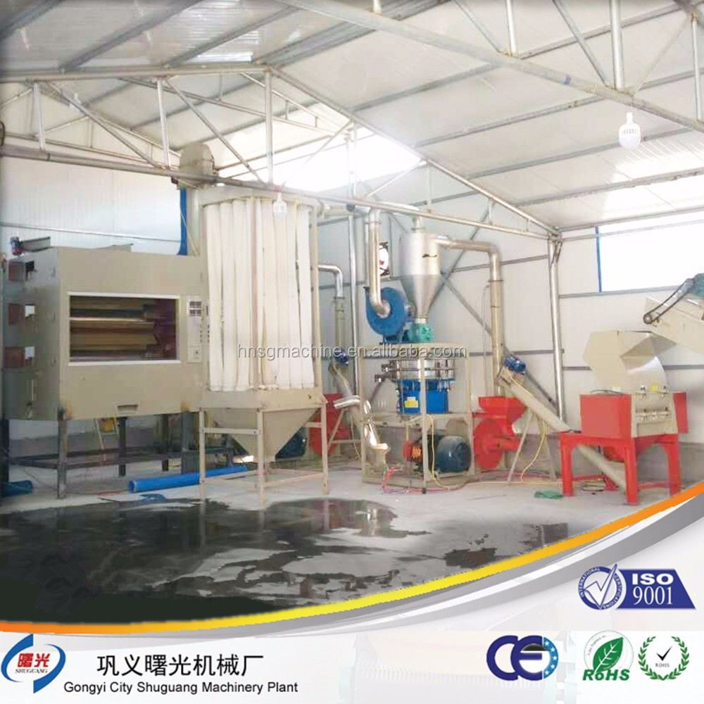aluminum can recycling machine, Aluminum toothpase tube recycling machine