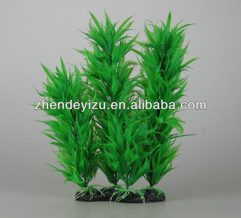 New types aquarium artificial cabomba plants accessories decoring for fish tank