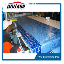Malaysia pond liner and pvc swimming pool liner also material for sale