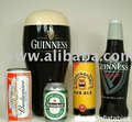 Promotional inflatable bottle,inflatable promotional can,inflatable beer bottle,