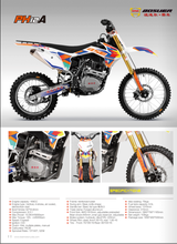 2016 new designs BSE KTM cheap 125cc pit bike