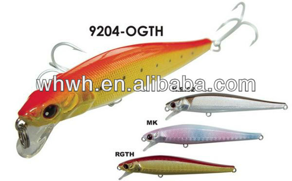 Hard minnow lure 90mm/8g china fishing supplies