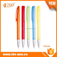 China manufacturer wholesale Business gift ballpoint plastic paper ball pen in promotional pens