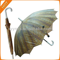 OEM Printing/Check/Solid color Double Layer Straight Umbrella