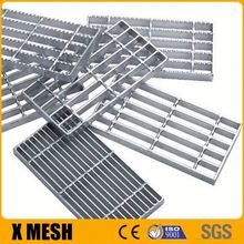 ASTM Standard Passivated Steel Bar Grating for Air Grilles for Saudi Arabia