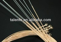 High grade phosphorous bronze acoustic guitar string