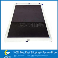 Newest 12.9 inch white lcd screen display with digitizer touch panel for ipad pro