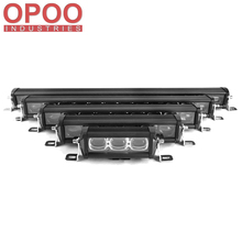 Top New 9-32V IP68 20inch 90W 6D Convex Lens 4x4 Led Light Bar