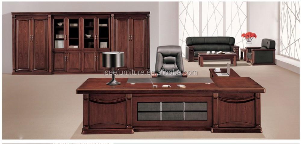 permanent bureau mobilier bureau ex cutif fournisseur ia005 table en bois id de produit. Black Bedroom Furniture Sets. Home Design Ideas
