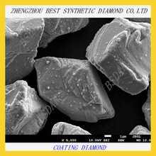 made in China high quality best price synthetic nickel coated diamond powder