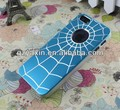 Japan hot sale metal spider web case design for Iphone 5