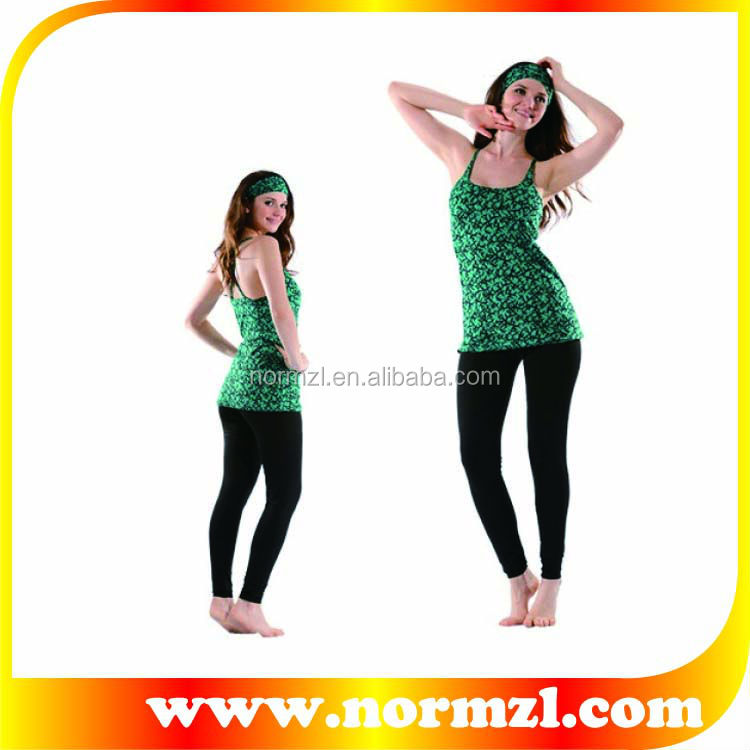Hot Selling Comfortable Women Wearing Tight Yoga Pants