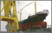 GENERAL CARGO SHIP OF 6500 DWT