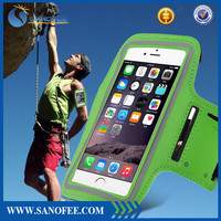 Neoprene Sports Running Armband Case for Cell Phone