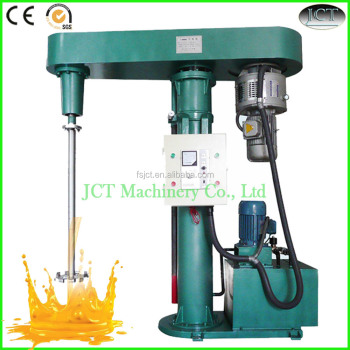 JCT Machinery computerized paint mixing machine and paint production line