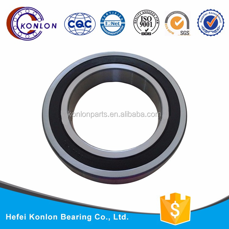 Factory sell Mechanical Parts Deep groove ball bearing 6300