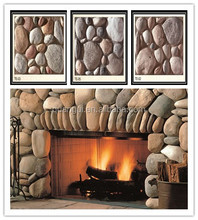Factory sales durbale light weight environmental indoor decorative stone