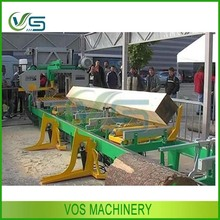 horizontal band saw machine for wooden widely used in lumber-mill with CE&ISO certified