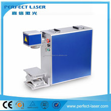 Machinery parts bearings gears standard parts motor fiber laser marking machine