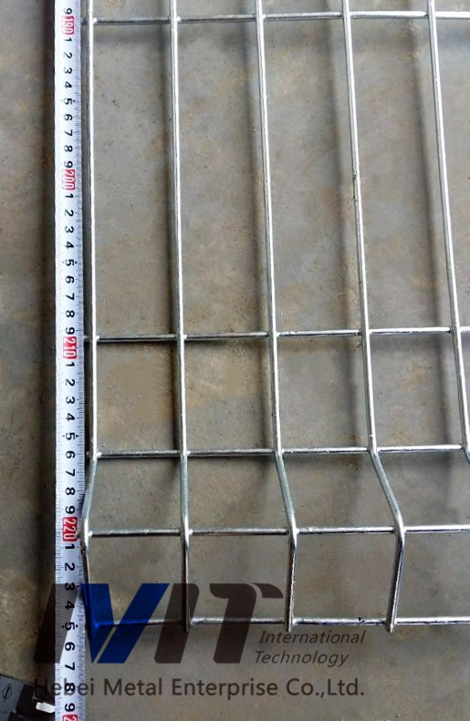 Residential Fence Welded Wire Mesh Fencing Folding Fences
