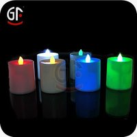 Alibaba China Long Battery Time Operated Floating Led Pool Tea Lights