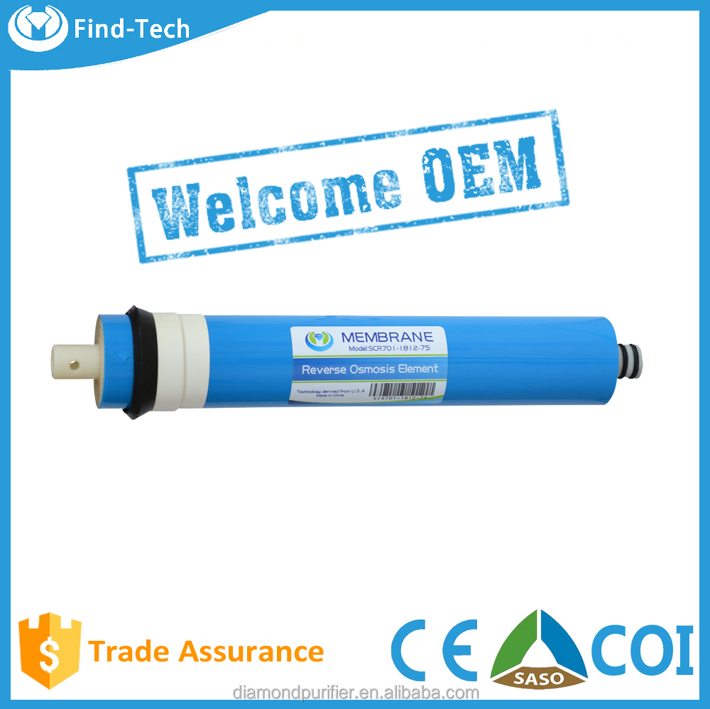 Best selling products reverse osmosis membrane for home appliance water filter system