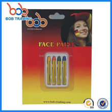 high quality Germany series face paint fans face paint for match and competition