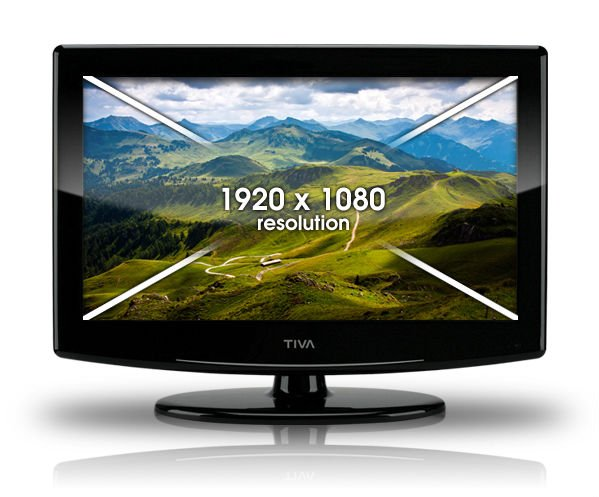 "LCD TV Monitor, 42"" Full HD, NEW brand TIVA"