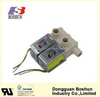The Two way BS-0937V-01 Solenoid Valve for Oil Water and Gas Valve from Boshun China