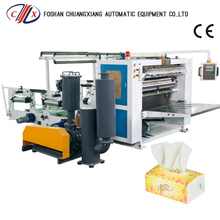 Paper Processing Machinery automatic soft tissues folding machinery paper fold machine