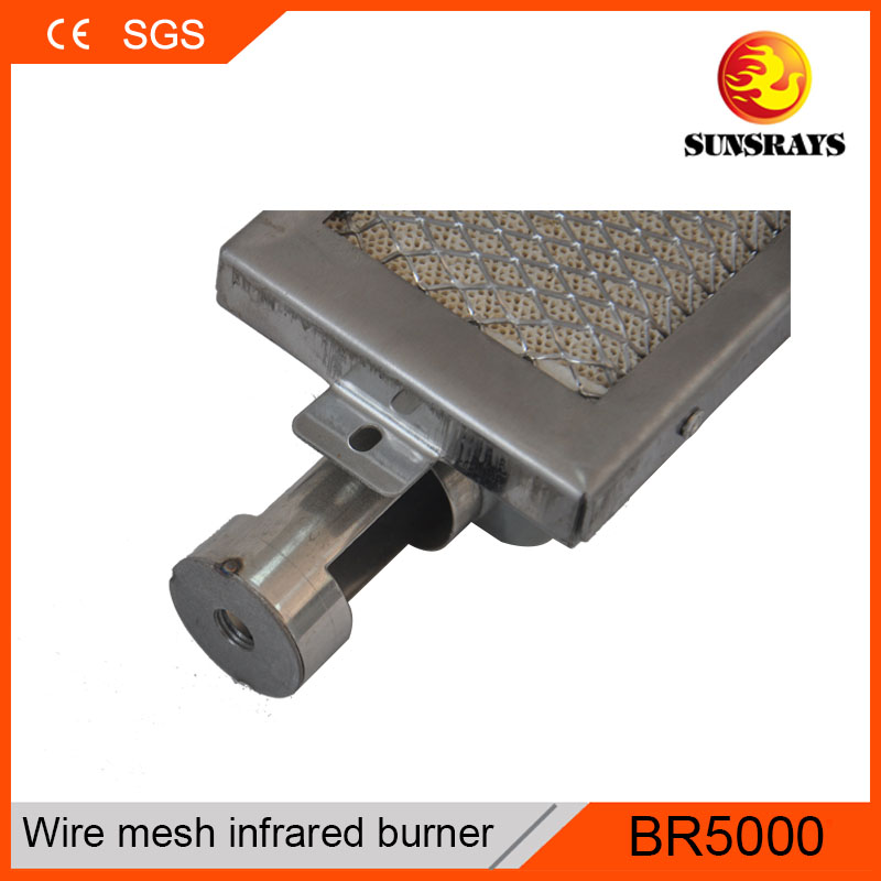 High Standard drying meat and fish gas burner