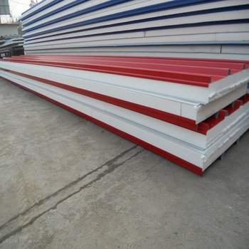 sandwich panel roofing for building material