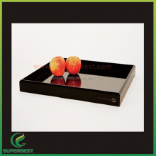 OEM manufacturer custom made acrylic serving tray