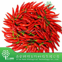 100% NATURAL Supply paprika extract/chili pepper extract/CAS:2444-46-4 Capsaicin