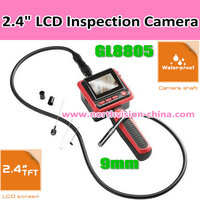 high quality 2.4 inch hand held digital inspection camera