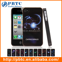 Wholesale Hard Case For Iphone 4 , Plastic Design Mobile Phone Back Cover