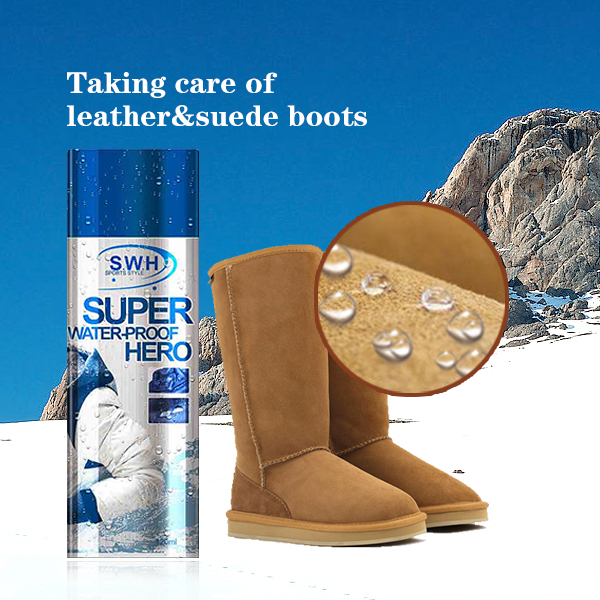 TOURMAT Water Repellent Spray for shoes and tents