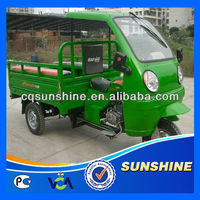 High Quality Classic cargo tricycle motor without carbine