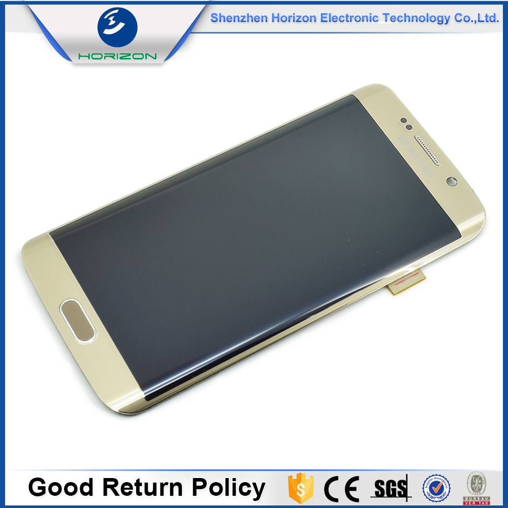 Lcd Touch Screen Replacement For Samsung Galaxy S6 Edge, For Samsung Galaxy S6 Edge Screen Lcd Display