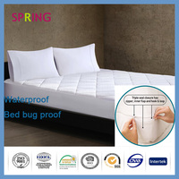 Hot new 2015 Mattress Encasement against bed bugs quilt bed cover king mattress hospital bed sheets hospital baby crib